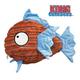 KONG Cuteseas Fish Dog Toy  Large