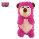 KONG Huggz Hedgehog Dog Toy Large