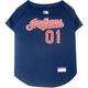 MLB Cleveland Indians Dog Jersey Large