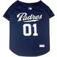 MLB San Diego Padres Dog Jersey X-Small