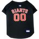 MLB San Francisco Giants Dog Jersey X-Small