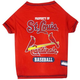MLB St. Louis Cardinals Dog Tee Shirt X-Small