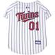 MLB Minnesota Twins Dog Jersey Large