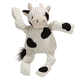 Hugglehounds Barnyard Knotties Cow Dog Toy Large
