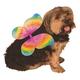 Rainbow Fairy Wings Dog Costume Small/Medium