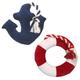 Multipet Nautical Floating Dog Toy Lifesaver