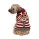 Rudys Reindeer Holiday Dog Sweater Small