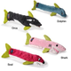 Charming Pet Sea Crinkle Dog Toy Shark