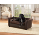 Enchanted Home Pet Panache Brown Dog Bed