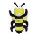 Multipet Plush Bee Dog Toy