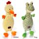 Charming Pet Thera-Buddies Dog Toy Frog