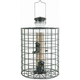 Audubon Squirrel Proof Caged Tube Feeder