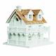 Cape Cod Cottage Architectural Bird House