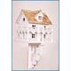 Novelty Architectural Bird House