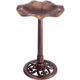 Gold Crest Lily Bird Bath