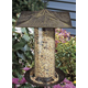Pinecone Tube Feeder 12in French Bronze