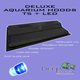 Deep Blue Deluxe Aquarium Hood 16in
