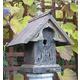 Heart & Eagle Baroque Birdhouse