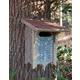 Heart and Eagle Bluebird Letterbox Birdhouse