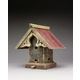 English Cottage Bird Feeder