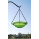 Fern Green Hanging Birdbath
