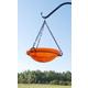Mandarin Hanging Birdbath