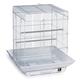 Prevue Clean Life 850 Bird Cage Wht/Wht