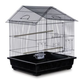 Prevue Offset Roof Parakeet/Tiel Cage Red/Wht