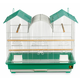 Prevue 1804 Triple Roof Bird Cage Teal