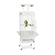 Prevue 3151 Select Signature Parrot Cage Pewter
