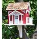 Home Bazaar Swedish Cottage Birdhouse