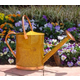 Griffith Creek Yellow Deluxe Watering Can 1 GL