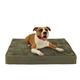 Green Living Eco-Friendly Sage Dog Bed XLarge