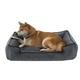 Jax and Bones Steel Sleeper Dog Bed Xlarge