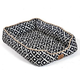 SnooZZy IKAT Ease Navy Drawer Dog Bed