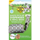 Bags on Board Diamond Print Waste Bag Dispenser
