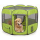 Insect Shield IE Fabric Ex Dog Pen Large Orange