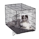 Quiet Time Cushioned Waterproof Dog Crate Mat 48in