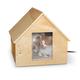 KH Mfg Birchwood Manor Heated Thermo-Kitty Home