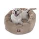 Majestic Pet Pearl Villa Bagel Pet Bed 52 inch