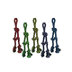 Nuts for Knots Tug w/ Danglers Rope Dog Toy Large