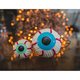 Hugglehounds Ruff Tex Eyeball Dog Toy Large