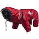 Helios Weather-King Windproof Pet Jacket XS Red