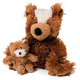 KONG Plush Teddy Bear Dog Toy Medium