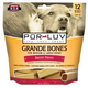 Pur Luv Grande Bones 32 oz  Peanut Butter