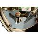 Iconic Pet FurryGo Hammock Dark Grey Pet Car Cover