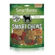 SmartChews Safari Dental Dog Chews Large