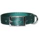 Double Ply Nylon 1in x 32in Collar Green