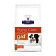Hills Prescription Diet g/d Dry Dog Food 8.5lb