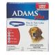 Adams Plus Flea and Tick Dog Collar Small
